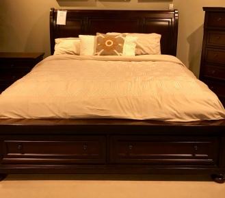 Set #1 Bed